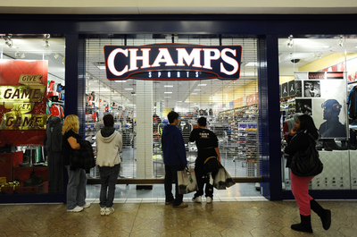 The complete list of Champs Sports Outlet Store locations in the United States.