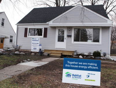 Habitat for Humanity turns focus toward energy-efficient home ...
