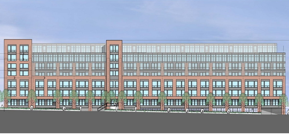 618 South Main Apartment Project Approved By Ann Arbor