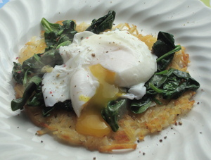 poachedeggwithspinachandhashbrowns.JPG