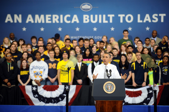 President_Obama_built_to_last_University_of_Michigan.JPG