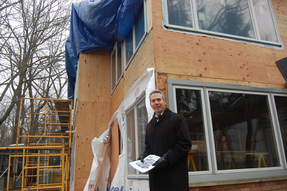 construction: Tour to show off environmentally friendly Ann Arbor home