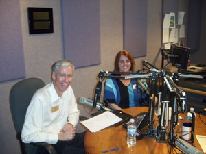 Sheila-Doeden-and-Alan-Caldwell-in-the-Studio