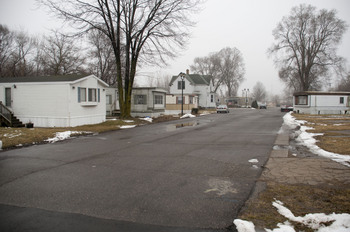 Ypsilanti Township To Seek Court Help In Addressing Conditions At Three Partially Abandoned Mobile Home Parks