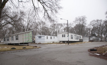 Ypsi Township Trailer Parks 1
