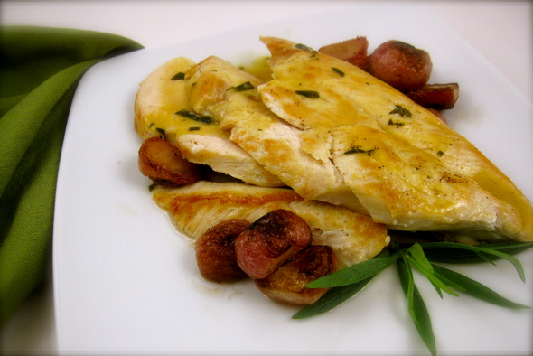 ... mustard pan roasted chicken breast pan seared chicken breasts