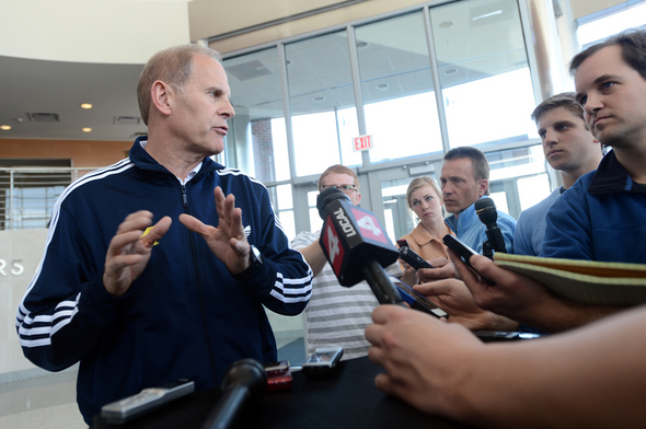 UMBB_Beilein_Press_040912.jpg