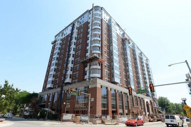 Rents Of The Big Ten: Ann Arbor Luxury Student Housing Market Among Most  Expensive In Midwest