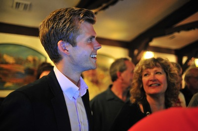 Zemke about to declare victory Tuesday night as election results