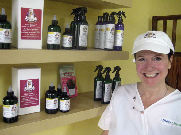 Sarah Casello-Rees of Ann Arbor opened Rapunzel's Lice Boutique in ...