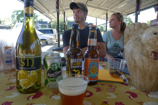 The week in beer seasons change but good beer remains for Ann arbor beer garden