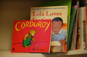 Children's Literacy Network books.JPG