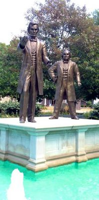 Thumbnail image for 1005ov Ottawa Illinois site of Lincoln Douglas Debate 01.jpg