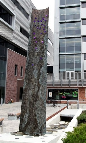 Miller-October-2012-Stormwater-Recycling-Sculpture-Larcom-City-Hall