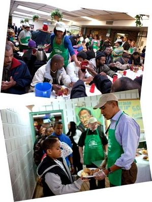 0220ov Obamas serving at soup kitchen in DC.jpg