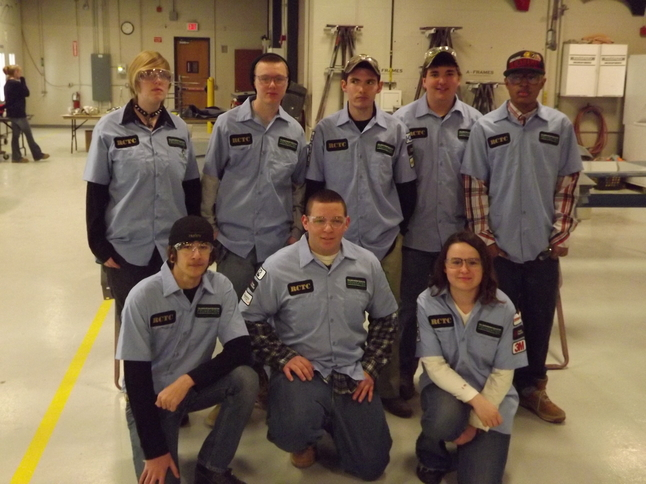 Regional Career Technical Center students win big at regional competition