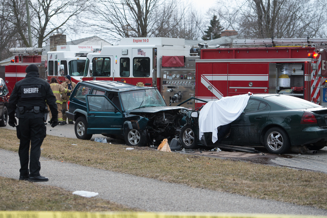 driver killed in ypsilanti township crash