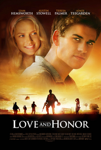 Locally Filmed Movie 39 Love And Honor 39 To Premiere At The