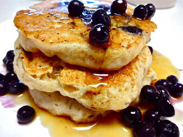 Vegan Breakfast Pancakes - delicious, light and fluffy | MLive.com