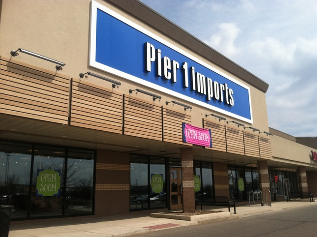 Pier 1 Imports Now Open On Eisenhower Parkway In Ann Arbor