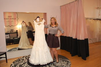 The Gown Shop Wedding Boutique Expands On Ann Arbors Main Street