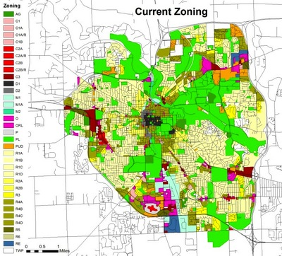 Ann Arbor needs a site related master planning process