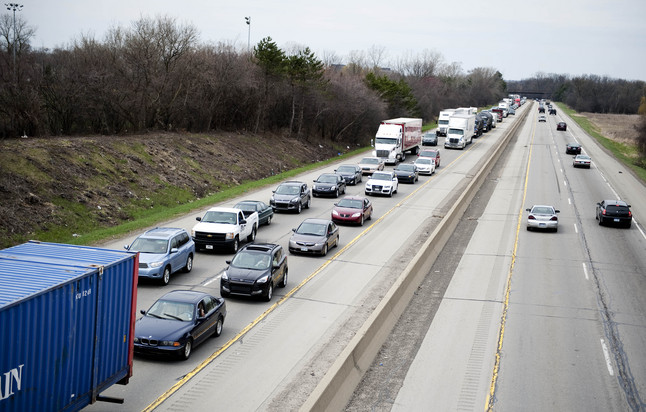 MDOT project to close nine miles of I-94 in Ann Arbor for four