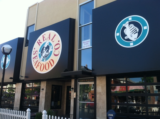 Epic Downtown Ann Arbor us Real Seafood Company reopens after two week renovation