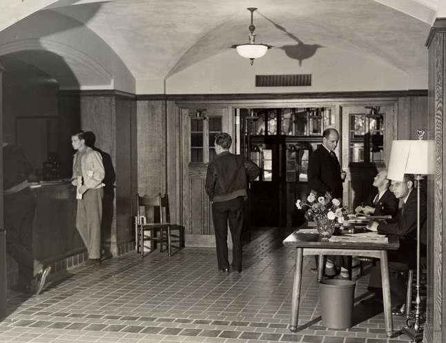 ca.1950s Group of men in East Quad entryway UM Alumni Association HS9216-crop.jpg