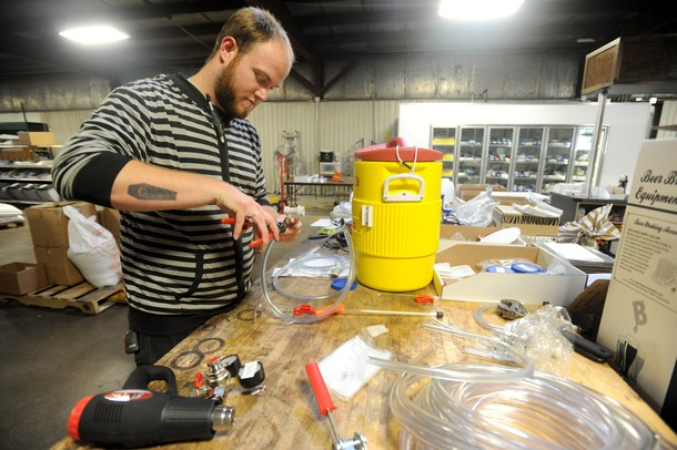 Want To Make Your Own Beer New Scio Township Business