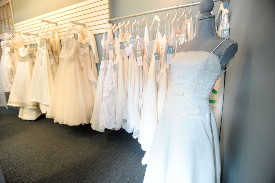 31057ad6e15 New discounted bridal shop in downtown Ann Arbor benefits the cancer ...