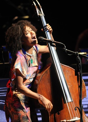 Esperanza Spalding and a crack band explore jazz and beyond at Power