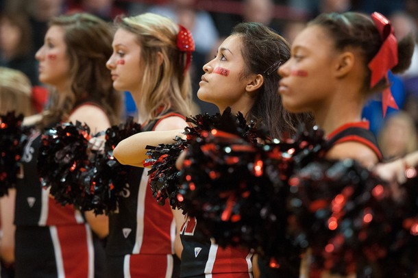 Images from Milan's 67-60 district title win over Temperance
