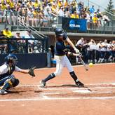 Michigan softball advances to super regional with 3-1 win over California