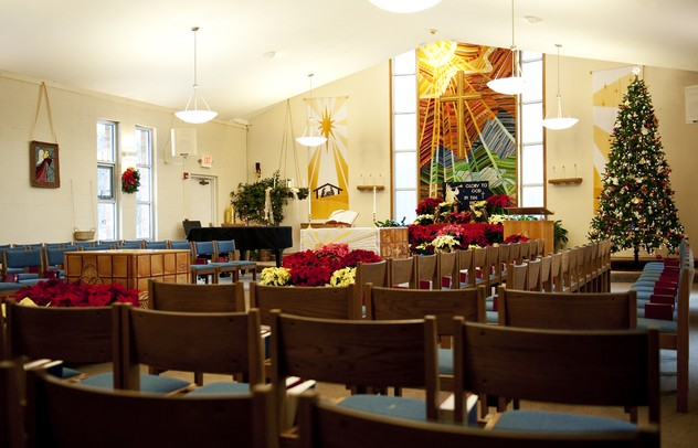 Churches spread messages of hope and strength this Christmas
