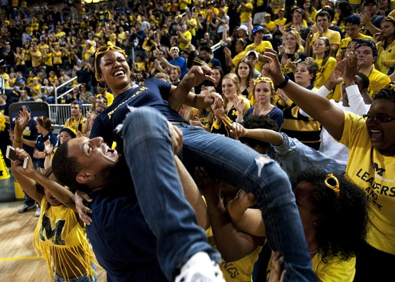 University of Michigan (UM) Wolverines | Top Party Schools Review