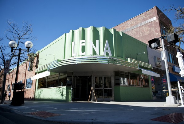 The exterior of Lena on Tuesday. Daniel Brenner I AnnArbor.com