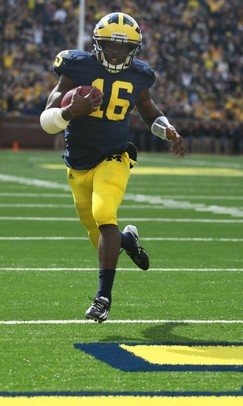 Images from Michigan's 58-0 Big Ten-opening win over Minnesota